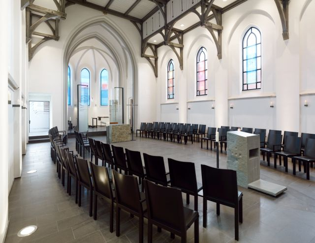 St. Ludgerus Innen